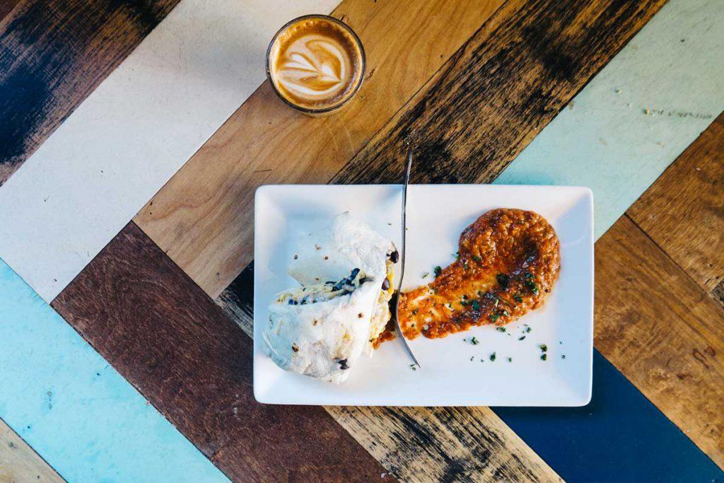 food-coffee-lunch-burrito